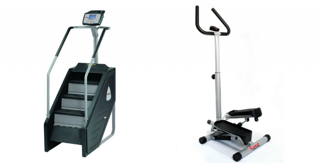 2 Types of Step Machines