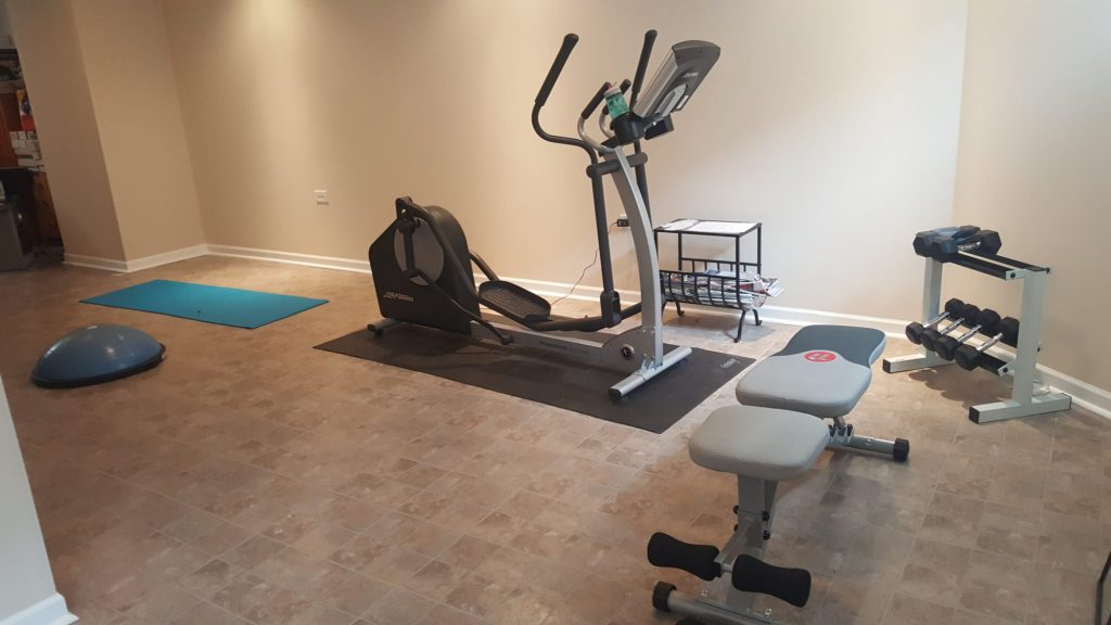 Elliptical Home Gym